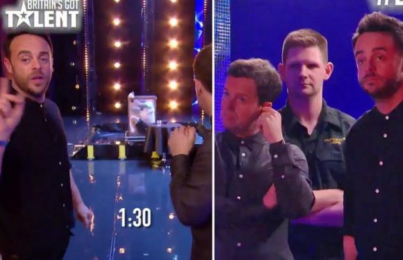 Ant McPartlin looks drained ahead of 'drink-drive' arrest in first Britain's Got Talent episode