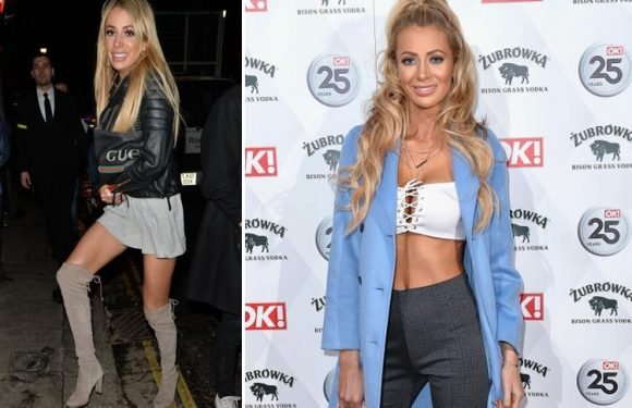 Olivia Attwood slams trolls who claim she's 'too thin' after admitting she's 'finally happy' with the way she looks
