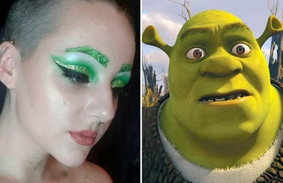 Shrek brows are the new bonkers viral trend… and we're not sure what to make of them