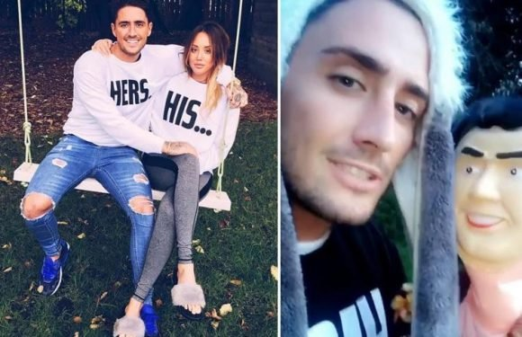 Charlotte Crosby 'banned from talking about Stephen Bear' after he accuses her of stealing from him