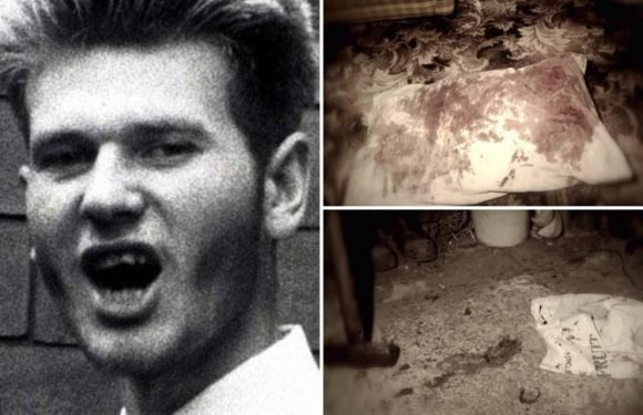 Chilling true story of British serial killer Anthony Arkwright who idolised Jack the Ripper and slaughtered three people – leaving organs scattered around
