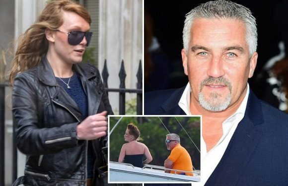 Paul Hollywood's girlfriend Summer Monteys-Fullam, 22, says she doesn't care about their 30 year age gap and is happier than ever