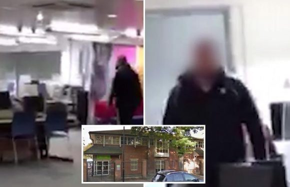 London Job Centre stabbing sees knifeman threaten staff at Canning Town branch before attacking man in latest knife horror