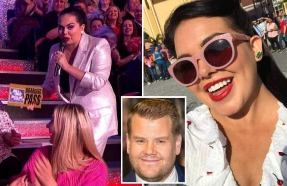 Scarlett Moffatt dreams of 'doing a James Corden' and landing a TV show in the US – but fears her Geordie accent will stop her