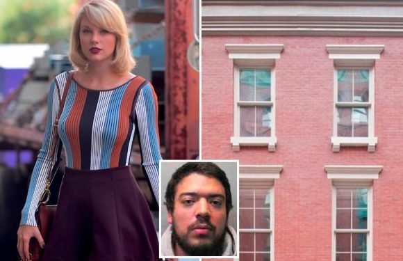 Taylor Swift stalker hell as man breaks into her home, showers and sleeps in her bed in third obsessive fan incident this month