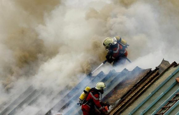 Fire hits UBS HQ building in central Zurich, no one hurt