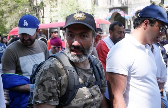 Armenian protest leader, president met to discuss way out of…