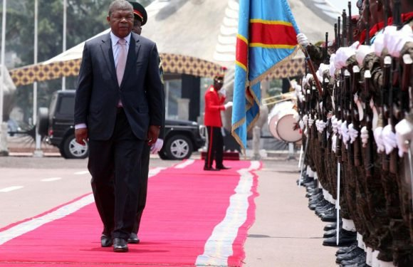 Angola's president named to take helm of ruling party, cementing power