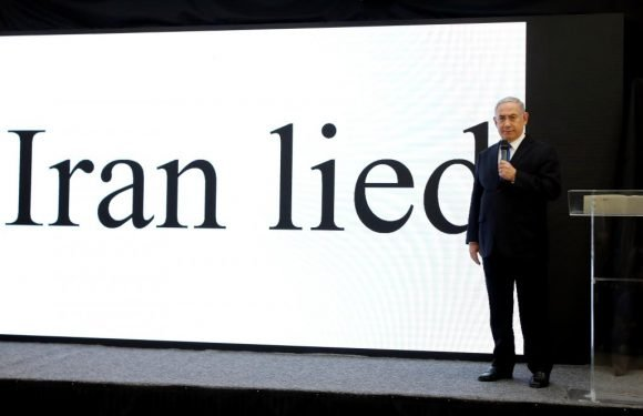 Netanyahu: Iran lied about not seeking nuclear weapons