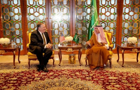 Pompeo starts Mideast tour with call for new Iran sanctions