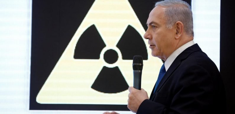 Iranian state TV dismisses Netanyahu's nuclear presentation as…