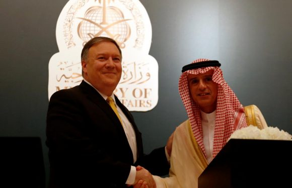 U.S. Secretary of State Pompeo stresses need for Gulf unity against…