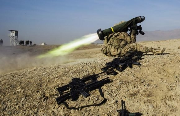Ukraine receives U.S. Javelin systems: Poroshenko