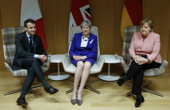 Britain, France and Germany agree on support for Iran nuclear deal