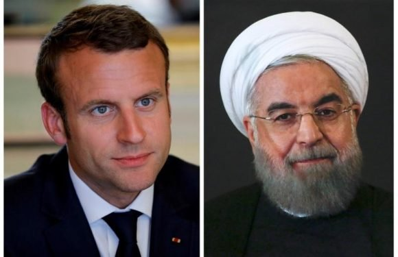 Macron, Rouhani agree to work on saving Iran nuclear deal – Elysee