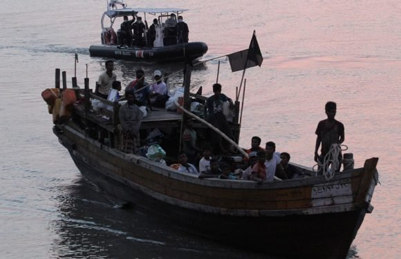 Malaysia intercepts boat carrying Rohingya refugees, more perilous…
