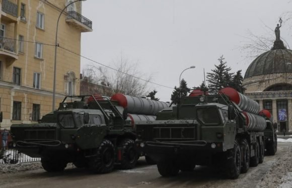 Turkey says Russian S-400 missile delivery brought forward to July…