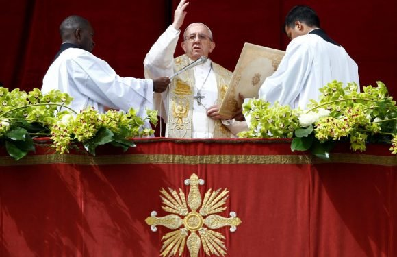Pope, after Gaza violence, says 'defenseless' being killed in Holy…