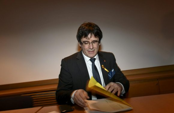 German court agrees to release ex-Catalan leader Puigdemont on bail