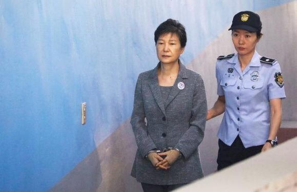 South Korean court to deliver verdict on ousted Park