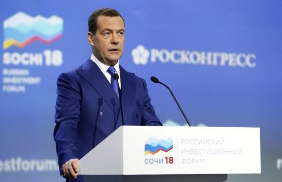 Russian PM orders govt to draw up response to U.S. sanctions: Ifax
