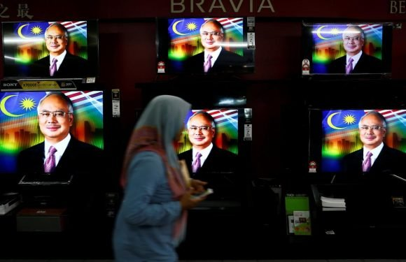 Malaysia's Najib dissolves parliament paving way for tough election