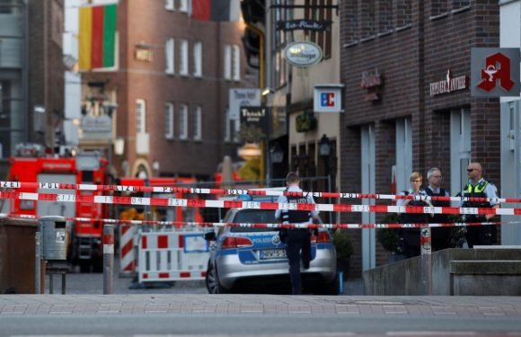 Muenster attacker was lone German with mental health problems -…