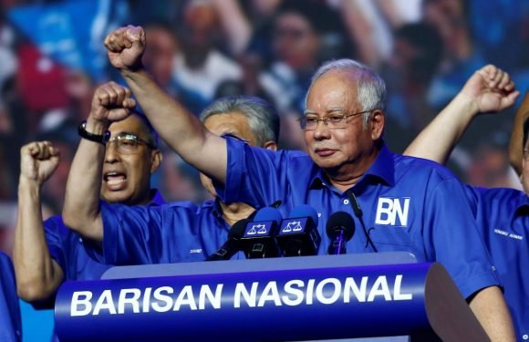 Malaysia's Najib targets key support base at manifesto launch