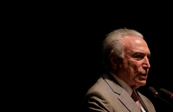 Brazil's Temer officially nominates new slate of ministers