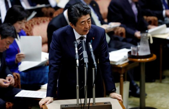 Former Japan PM Koizumi says embattled Abe may quit in June: magazine