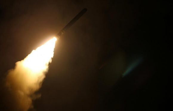 U.S. says air strikes cripple Syria chemical weapons programme