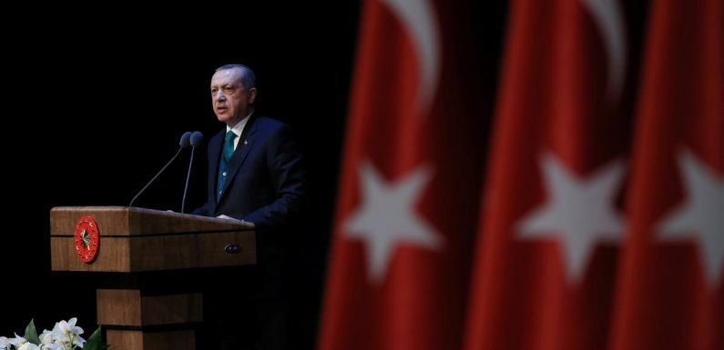 Turkey's ruling AK Party to discuss call for early election