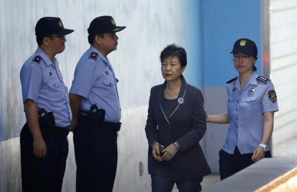 South Korea's Park gives up on appeal of corruption conviction: Yonhap