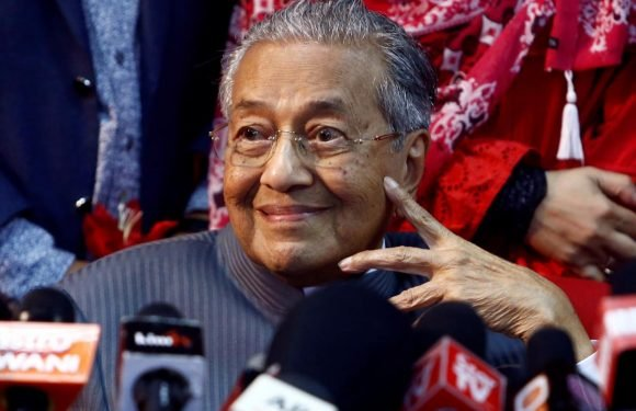 Malaysia's Mahathir to contest Langkawi in upcoming polls, as expected
