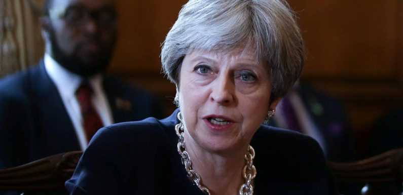 May apologizes to Caribbean countries for UK treatment of post-war…