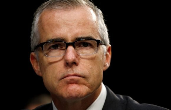 Ex-FBI deputy director faulted by Justice Department on media…