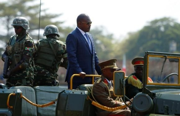 Burundi replaces foreign minister with ex-head of ruling party…