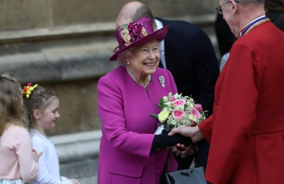 British PM May pays tribute to Queen's dedication to Commonwealth