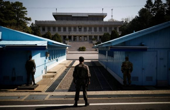 Person to person: North and South Korea get neighbourly with direct…