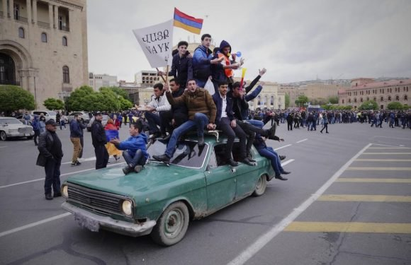 Armenian PM says country needs him as opposition stages ninth day…
