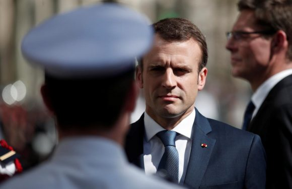 France's president says he has no 'plan B' for Iran nuclear deal