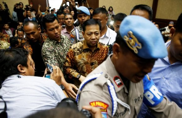 Indonesia jails former parliament speaker for 15 years for graft