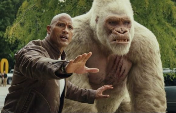 'Rampage': Inside the Globe-Trotting Mission to Compose Its Score (Exclusive Video)