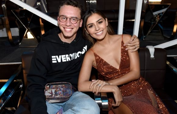 Rapper Logic files for divorce from wife Jessica Andrea