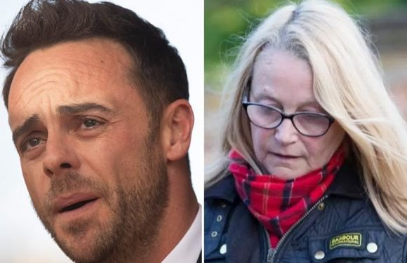 Ant McPartlin's mum vows to be there for him after being 'shocked' by his drink-drive court case