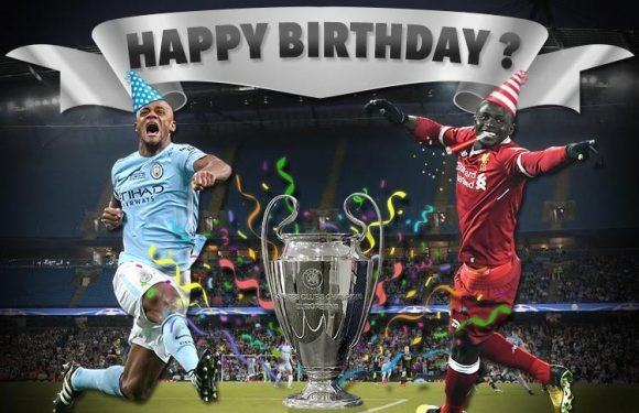 Man City vs Liverpool: Will Vincent Kompany or Sadio Mane have the happier birthday in the Champions League second-leg?