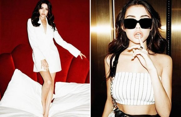 Madison Beer has launched a new collection at Missguided… and it's 90s throwback