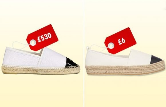 These Primark shoes could pass for Chanel's espadrilles… but they're £524 cheaper