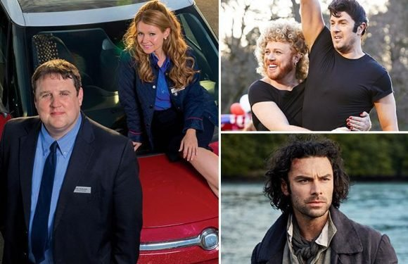 The Keith And Paddy Picture Show, Car Share and Poldark return in huge new line up of spring TV
