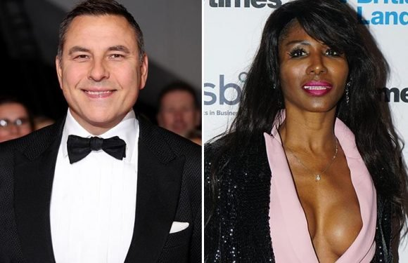 David Walliams reveals Simon Cowell tried to set him up on a date with Sinitta